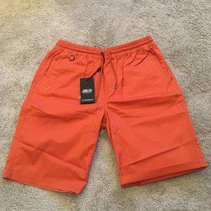 Publish Brand Casual Shorts Sz 40 New Burnt Orange